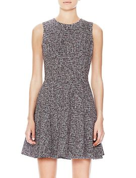 tillora-dress-in-prospect-tweed by theory
