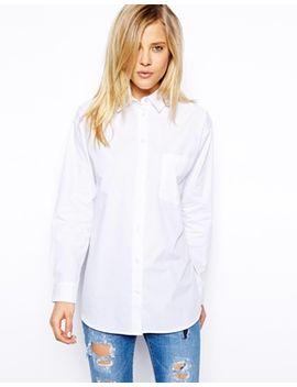 asos-boyfriend-shirt by asos-collection