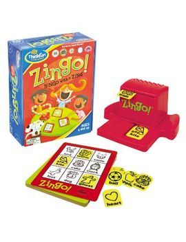 thinkfun-zingo-(discontinued-by-manufacturer) by think-fun