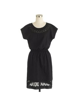 embroidered-scallop-dress by jcrew