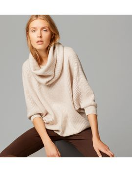 oversize-sweater-with-removable-collar by massimo-dutti