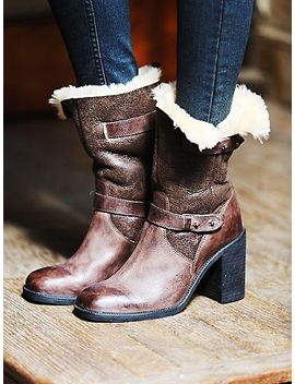 arbour-shearling-boot by free-people