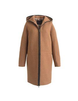 stadium-cloth-hooded-zip-coat by jcrew
