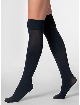 opaque-over-the-knee-sock by american-apparel