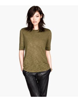 fine-knit-top by h&m