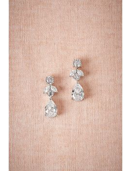petite-crystal-drop-earrings by bhldn