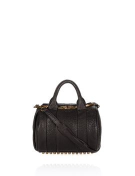 rockie-in-pebbled-black-with-antique-brass by alexander-wang