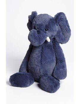 bashful-elephant-stuffed-animal by jellycat