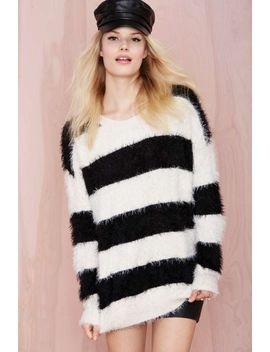 veronica-striped-sweater by nasty-gal