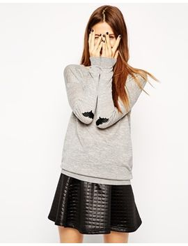 umper-with-bat-elbow-patch by asos