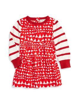 luna-heart-print-corduroy-dress by stella-mccartney-kids