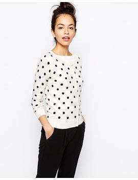 new-look-polka-dot-cardigan by new-look