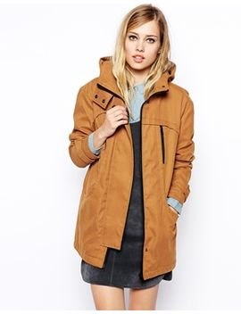 asos-oversized-cocoon-parka by asos-collection
