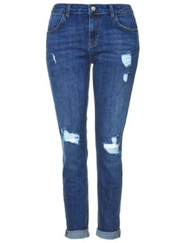 moto-ripped-lucas-jeans by topshop