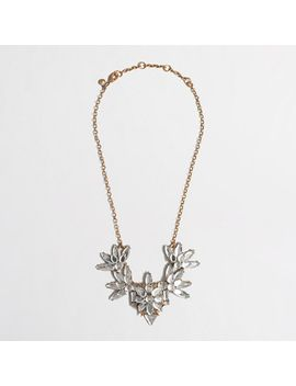 factory-layered-crystal-necklace by jcrew
