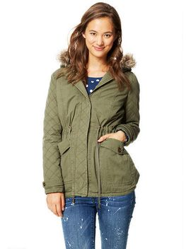 quilted-parka by delias