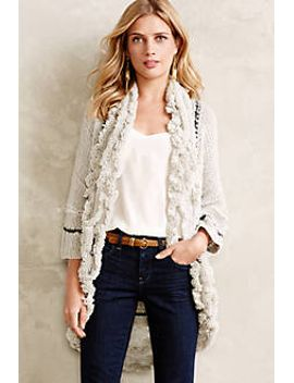 downy-cocoon-cardi by anthropologie