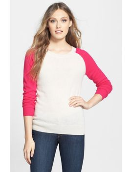 cashmere-crewneck-sweater-(regular-&-petite) by halogen®