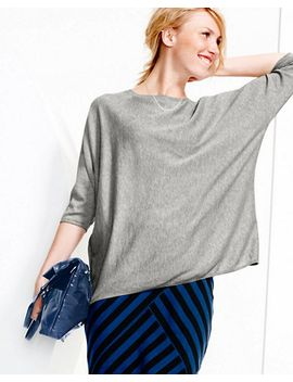 boxy-oversized-sweater by garnet-hill