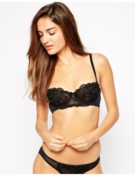 asos-grace-applique-underwired-bra by asos-collection