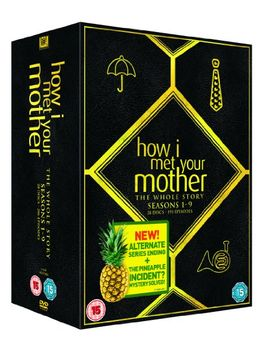 how-i-met-your-mother---season-1-9-[dvd]-[2014] by amazon