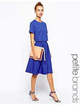 true-decadence-petite-co-ord by asos
