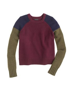collection-cashmere-sweater-in-colorblock by jcrew