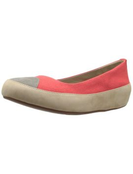 fitflop-womenss-due-canvas-ballet-flat by fitflop