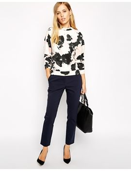 whistles-gaby-trousers-in-navy by whistles