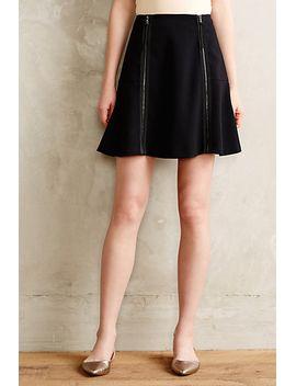 zipped-swing-skirt by anthropologie