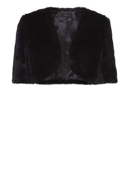 bleeker-faux-fur-cover-up by coast