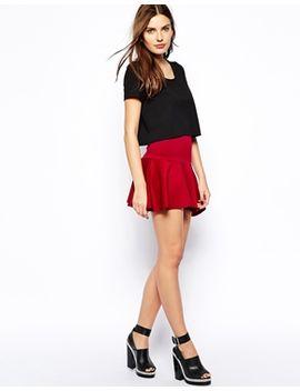 club-l-essentials-trumpet-skirt-in-scuba by skirt