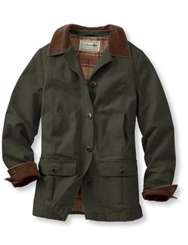 adirondack-barn-coat,-flannel-lined by llbean
