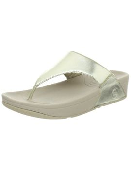 fitflop-womens-lulu-thong-sandal by fitflop
