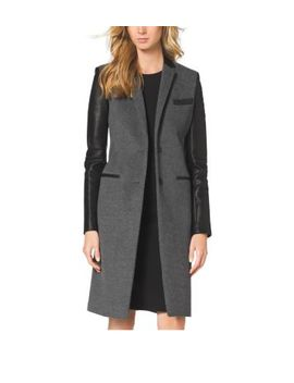tailored-combo-coat by michael-kors