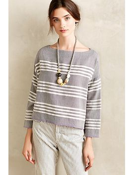 seafaring-pullover by anthropologie