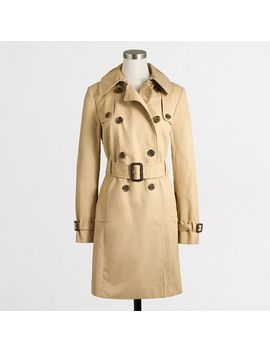 factory-belted-trench-coat by jcrew