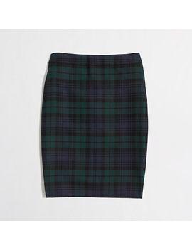plaid-tartan-skirt by jcrew