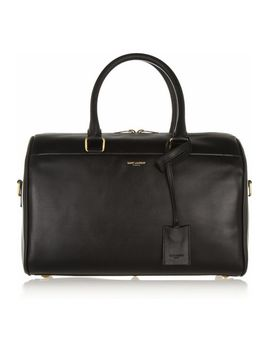 classic-duffle-6-leather-bag by saint-laurent