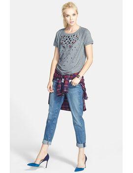 plaid-cotton-flannel-shirt by olive-&-oak