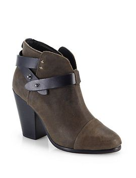 harrow-suede-ankle-boots by rag-&-bone