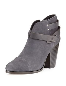 harrow-nubuck-ankle-boot,-slate by rag-&-bone