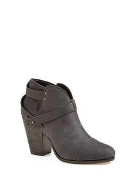 harrow-italian-nubuck-bootie by rag-&-bone