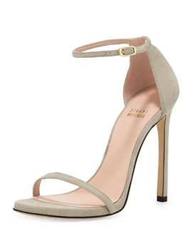 nudist-ankle-strap-sandal,-fawn by stuart-weitzman