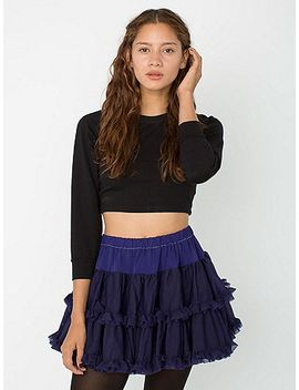 multi-layered-reversible-petticoat by american-apparel