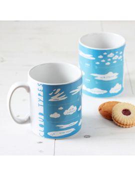 seconds-sale---cloud-types-mug-sky-blue-white-educational-geek-ceramic-cup-interesting-science-gift-back-school-teacher-unique-meteorology by newtonandtheapple