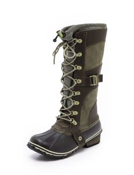 conquest-carly-boots by sorel
