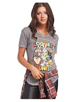 looney-tunes-tee by wet-seal
