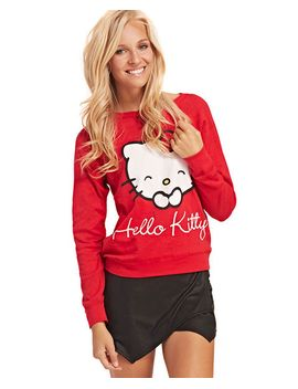 hello-kitty™-reversible-long-sleeve-tee by wet-seal