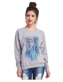 frozen-reversible-long-sleeve-tee by wet-seal